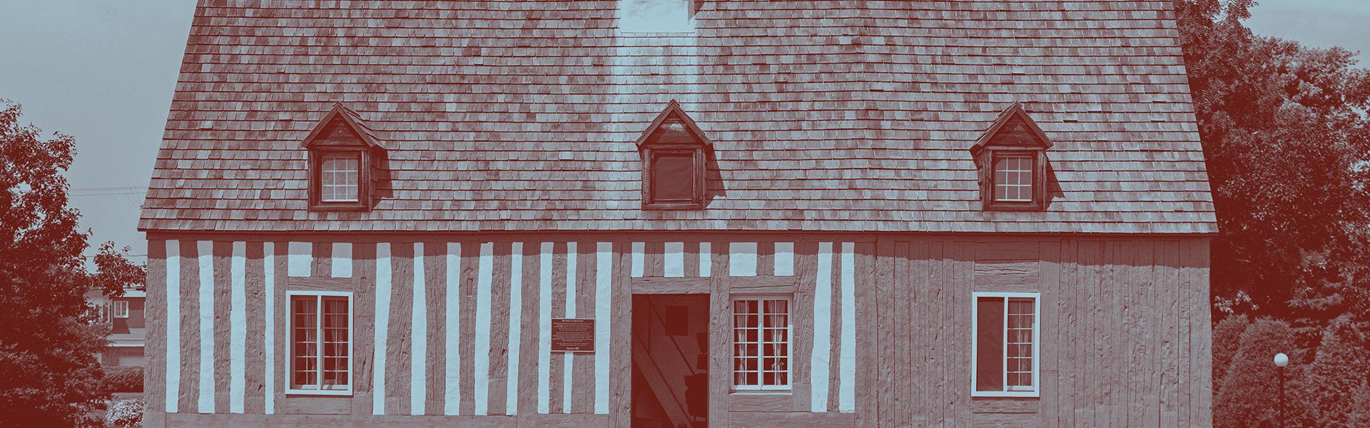 Horaire - site historique de la maison Lamontagne
